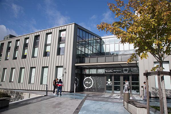 campus bassin à flot - digital campus bordeaux