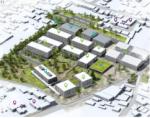Web design et développement du site du Parc Newton
