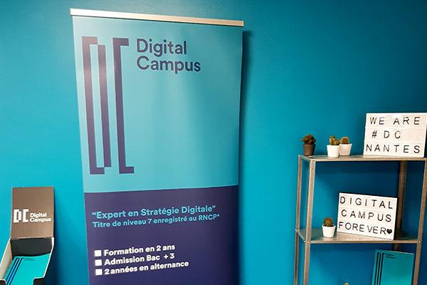 digital campus nantes