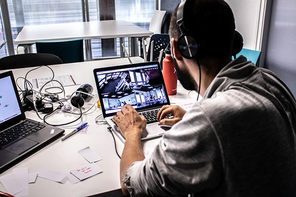 locaux digital campus rennes