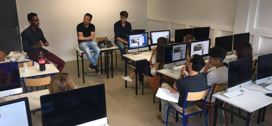 atelier immersion digital campus