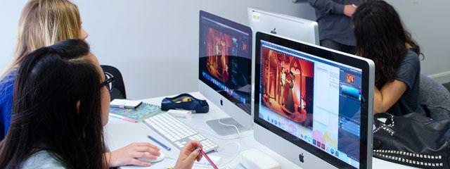 Master UX Design - Digital Campus