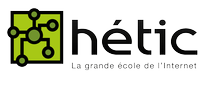Hetic ecole de l'internet