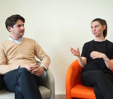 Interview d'Arthur et d'Elsa