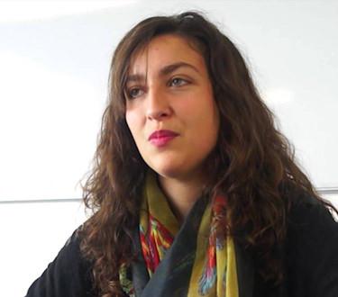 Portrait Claire Cuvellier - Etudiante