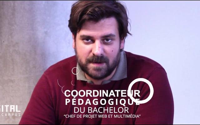 L'entrevue - Interview de Sylvain Coudert