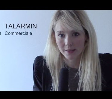 Interview professionnel - Delphine Talarmin