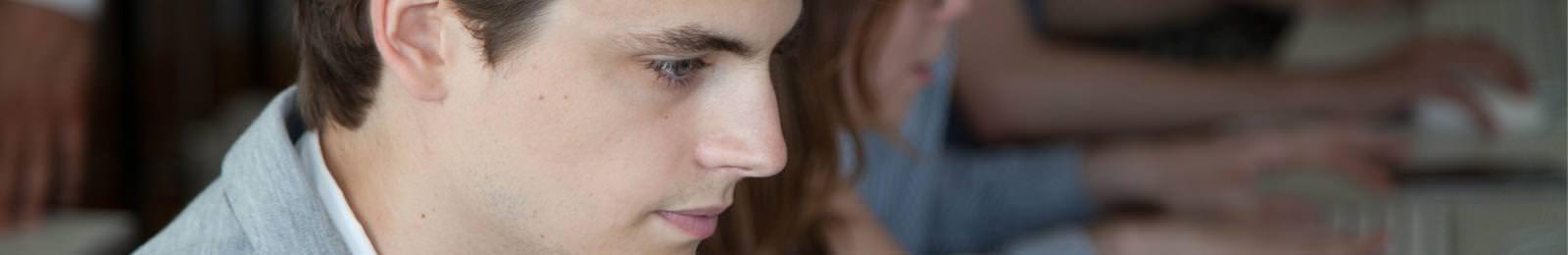 Portrait Sophie Degremont - Etudiante