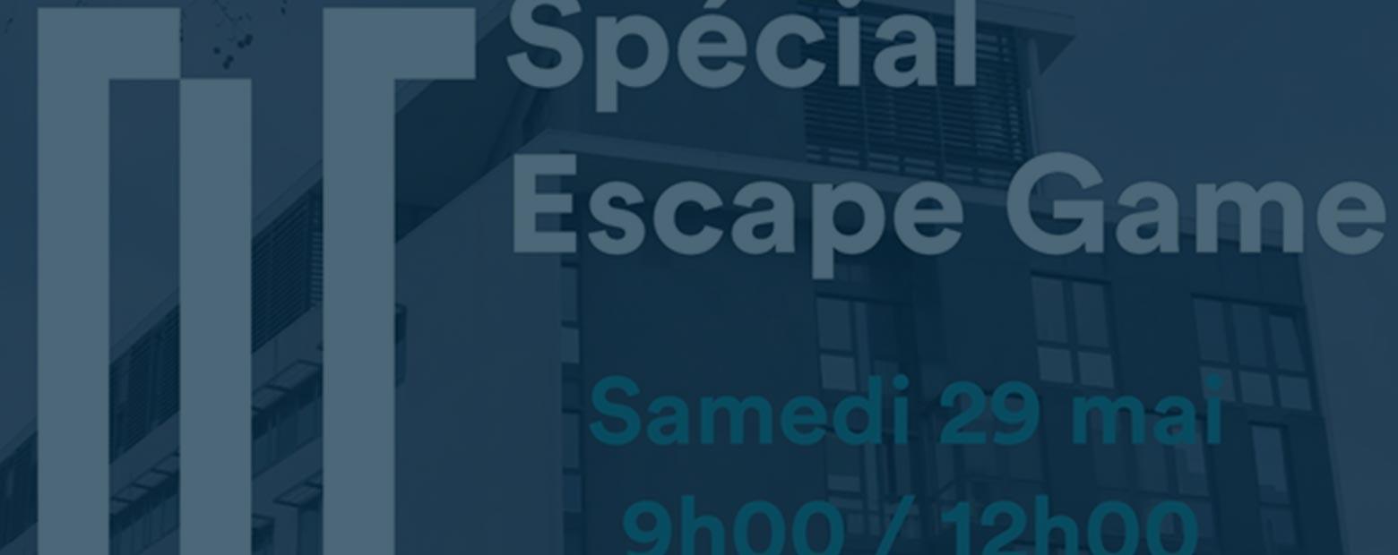 JPO escape game