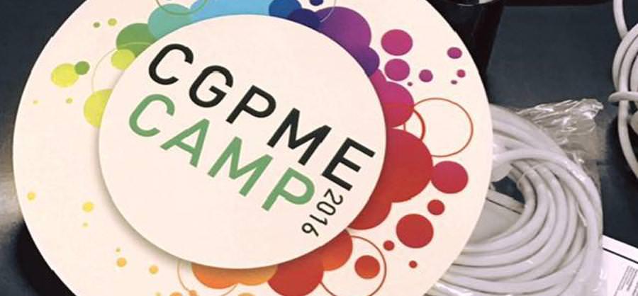 Les étudiants de Lyon au CGPME Camp