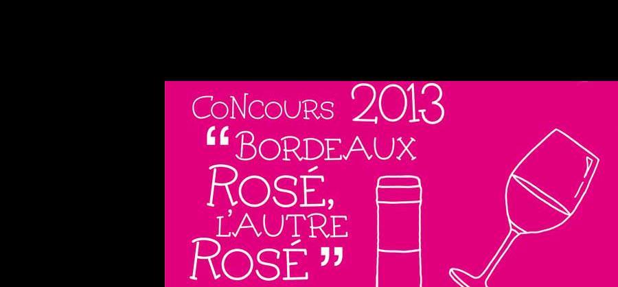 DC participe au Concours Bordeaux Rosé