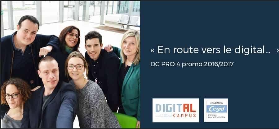 DCPRO4 organise Emploi et Digital