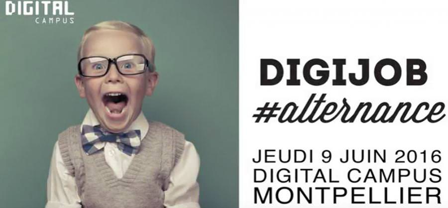 Job dating | Ecole web Montpellier