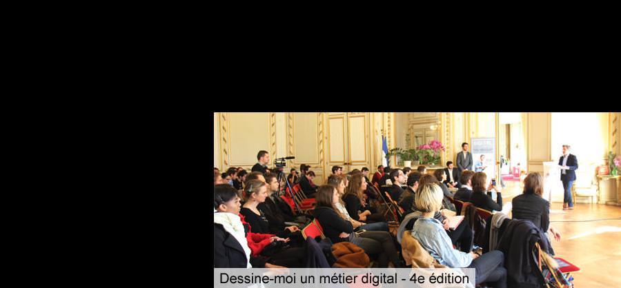 Dessine-moi un métier digital - 2015