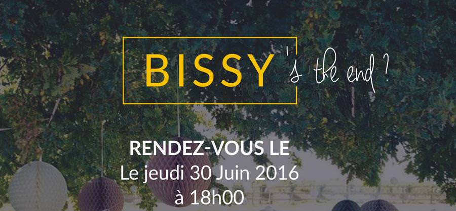 Le Festival Bissy's the end ?