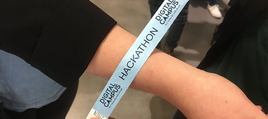 Le Hackathon Digital Campus Montpellier
