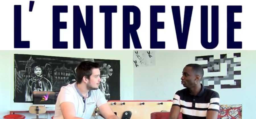 L'entrevue #1 avec Joffrey Gentreau
