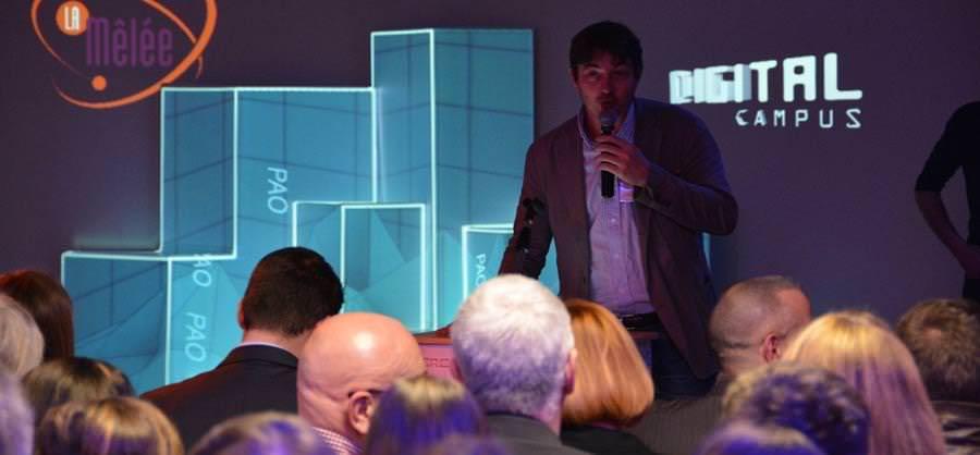 Soirée lancement Digital Campus Toulouse