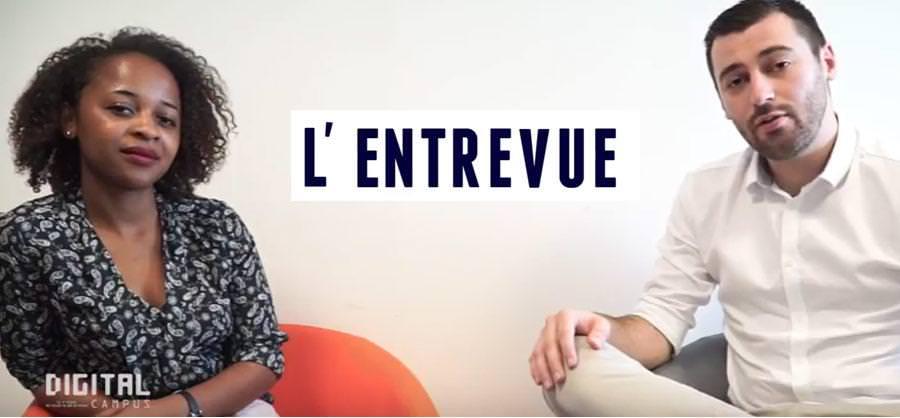 L'entrevue avec Lucia Kirojy