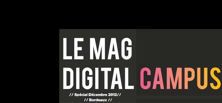 Mag Digital Campus la 3ème édition