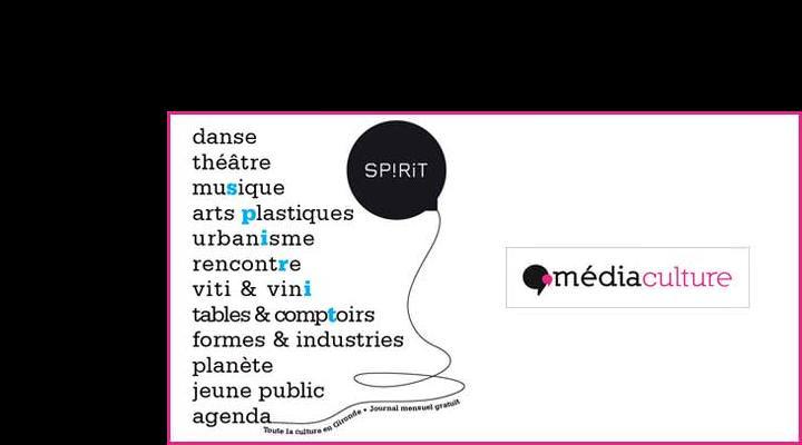 Site Internet - Mediaculture Bordeaux