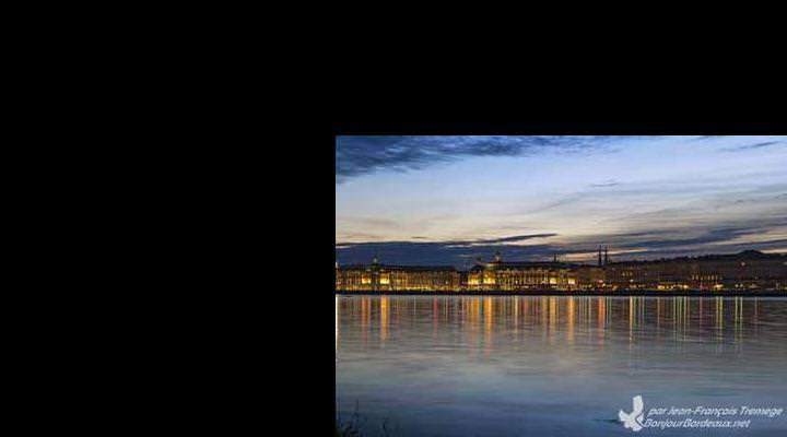 Site Internet - Bonjour Bordeaux