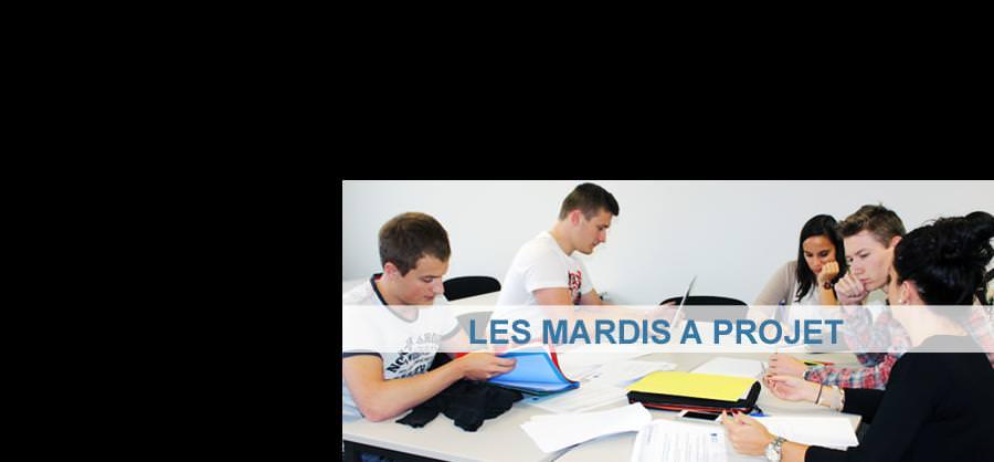 Lancement des Mardis à projet à Rennes