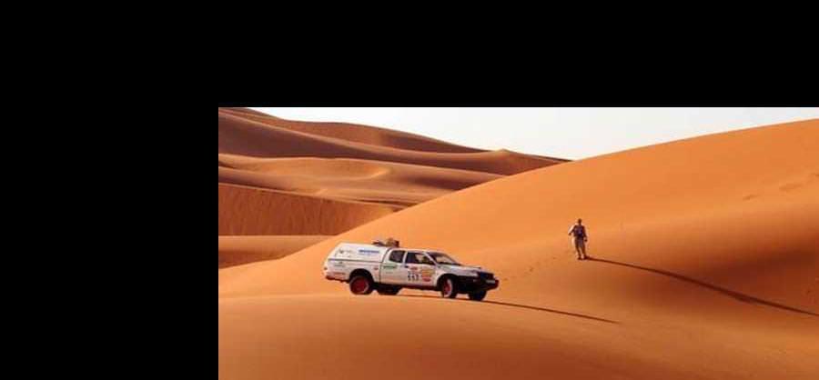 Rallye avec Aïcha des Gazelles