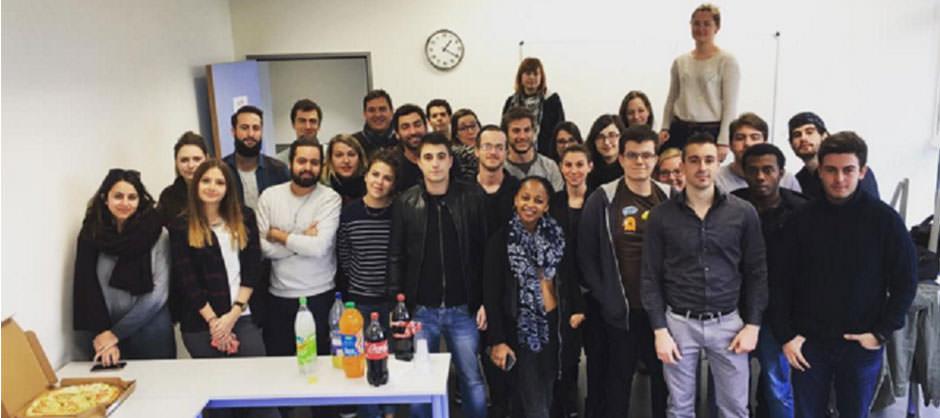 Hackathon - immersion des étudiants