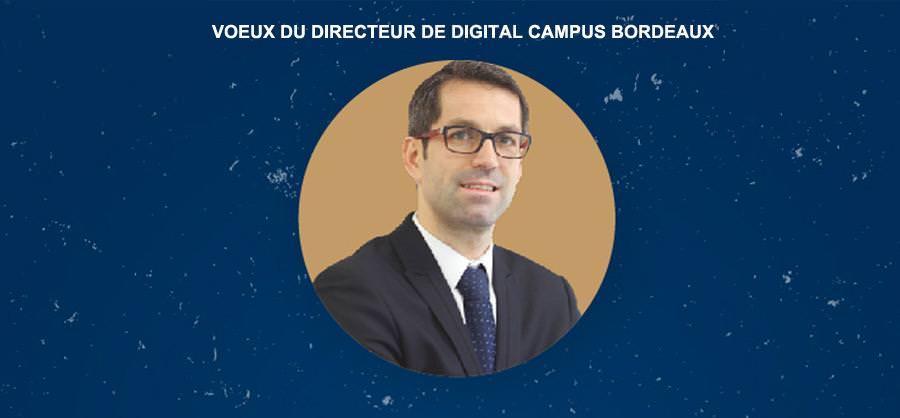 Vœux du directeur | Bordeaux