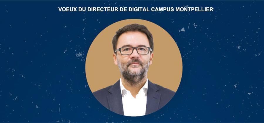 Vœux du directeur | Montpellier