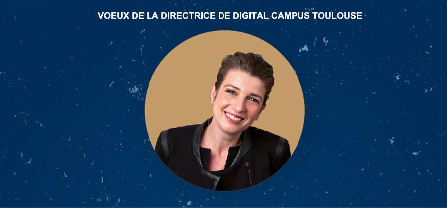 Vœux de la directrice | Toulouse