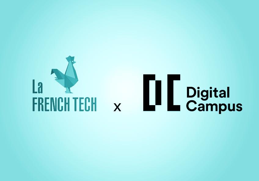 French tech occitanie x Digital Campus à Toulouse