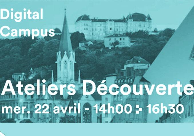 Atelier découverte DC Lyon DC Rennes