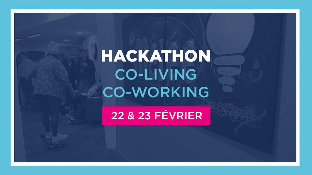 Hackathon Co-living - Co-working