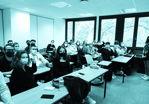 Rentrée école web Rennes
