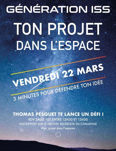 Un voyage dans l'espace à Digital Campus Toulouse