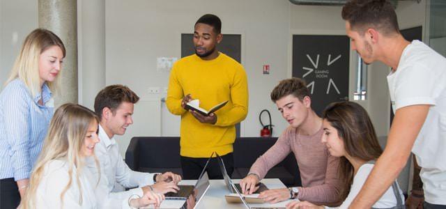 Les DC Teach au Campus Enova à Toulouse