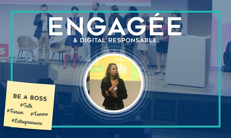 Digital Campus crée son prix « DC l'Entreprenariat au Féminin » !