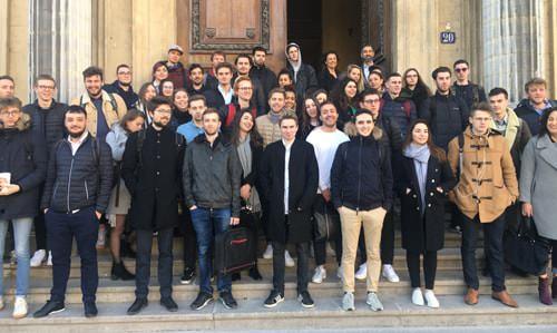 Présentation finale des Grands Projets – au musée des beaux-arts de Lyon