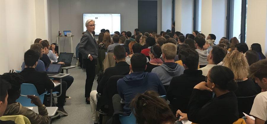 Les Grands Projets 17/18 à Digital Campus Lyon