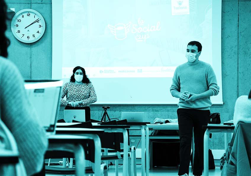 Digital Campus x Social Cup : au coeur de l'entrepreneuriat social