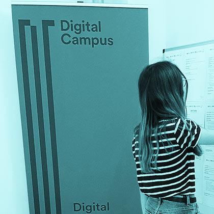 photo campus - speed recruiting