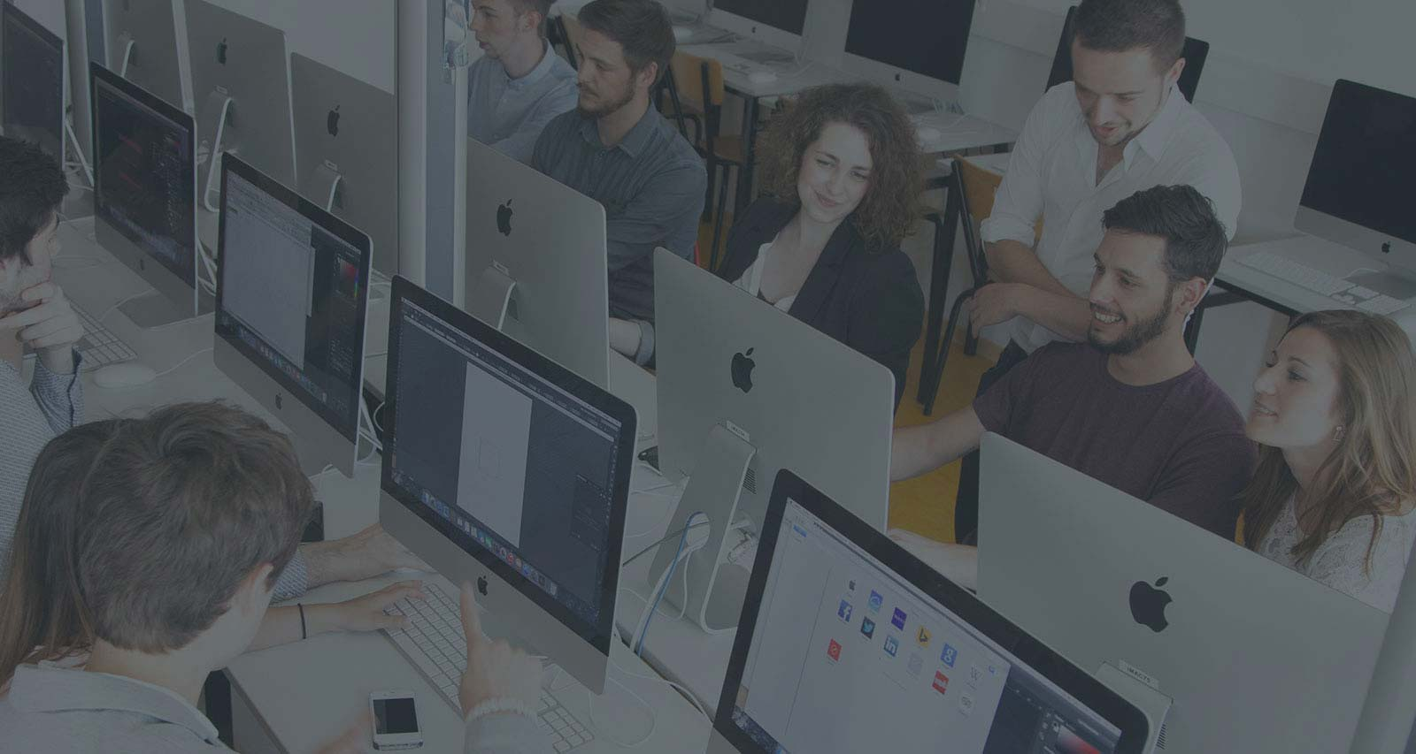 visuel ecole multimedia etudiants