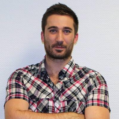 Charley Guenier, étudiant en bachelor Chef de projet web