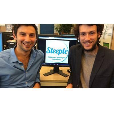 fondateurs Steeple - Digital Campus