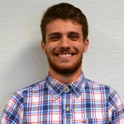 Romain Le Teuff, étudiant en mastère Expert en stratégie digitale