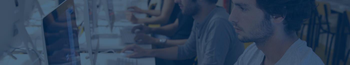 grands projets digital campus - école du web