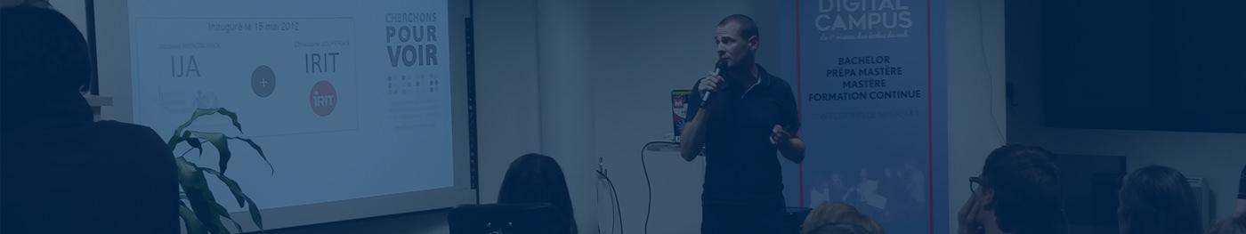 Dessine Moi un Métier Digital | Toulouse ecole du web