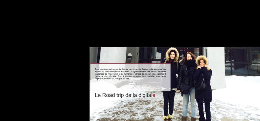 Web à Québec - Ecole web Bordeaux